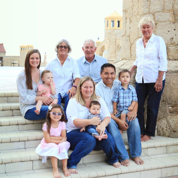 Multi-Generational Family Portraits